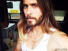 Just Because: Jared Leto Goes Shirtless With His Trusty Fanny Pack On Twitter