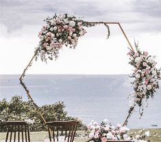 Wedding Planner - Helpful Advice For Holding Great Wedding Events Wedding Aisles, Wedding Stage, Backdrop Wedding, Wedding Arbors, Moon Wedding, Arch Decoration, Background Decoration, Flower Decorations, Backdrop Stand