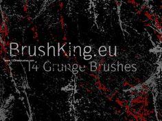 Grunge - Download  Photoshop brush http://www.123freebrushes.com/grunge-121/ , Published in #GrungeSplatter. More Free Grunge & Splatter Brushes, http://www.123freebrushes.com/free-brushes/grunge-splatter/ | #123freebrushes