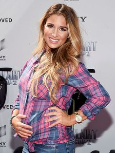 Jessie James Decker: Why My Second Pregnancy Has Been 'Completely Different'
