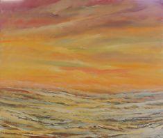 oil on canvas, 100x120cm. Oil On Canvas, Canvas Art, Berlin, Original Art, Original Paintings, Impressionism Art, Seascape Paintings, Buy Art, Saatchi Art