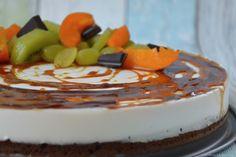 CORCULUM    Stepanka_T: Cheesecake se slaným karamelem   Cheesecake with a...