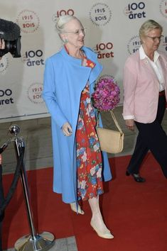 MyRoyals:  100th Anniversary of the Danish Constitution, Copenhagen, June 4, 2015-Queen Margrethe