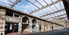 Nuovo progetto per l'ex mercato di corso Sardegna Genoa, Italia
