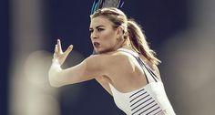 Sarapova a fost huiduita la Roland Garros! Ce a cauzat reactia fanilor? - http://tabloidescu.ro/sarapova-a-fost-huiduita-la-roland-garros-ce-a-cauzat-reactia-fanilor/