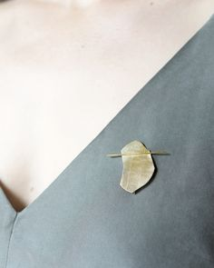 Image of THE BLOB BROOCH