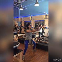 Pilates Video, Pilates Reformer, Pilates Studio, Pilates Classes, Wellness Fitness, Health And Wellness, Florida Living, Workout Videos, Vinyasa Yoga