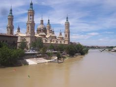 Zaragoza, Spain.  Was fortunate enough to spend many weekends here!