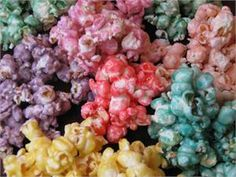 Candy Popcorn recipes!