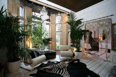 Living room. Rock Star's Follie.