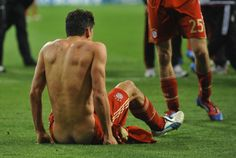 Mario Gomez. No questions asked.