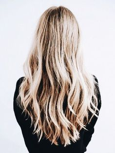 Perfect blonde.