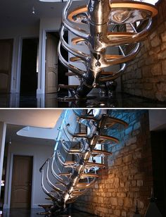 Very Unique Staircases