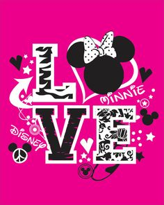 Disney Mickey Love, could make something like this for AK using animal prints to put on scrapbook page Disney Crafts, Disney Fun, Disney Magic, Disney Stuff, Image Mickey, Mickey Love, Disney Fanatic, Disney Addict, Mickey Mouse And Friends