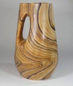 Grand Pichet en céramique Par GRANDJEAN- JOURDAN, à Vallauris, vers 1950-1960,