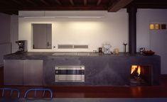 Woning Boxy - Interieurs - Werk - MVS - The Maarten Van Severen Foundation