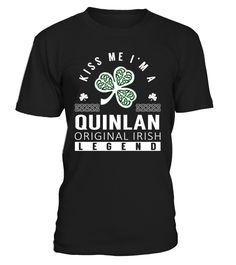 QUINLAN Original Irish Legend