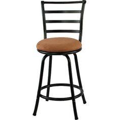 Esszimmer Stühle, Schwenk Zähler Hocker, Tragenden Säulen Metall, Schwarze  Barhocker, 24 Ladder