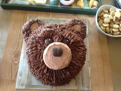 My son just had a camping themed birthday party and I wanted to make a special cake for him. After searching the internet and Pinterest ...