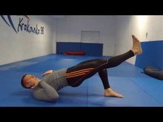 Silny brzuch, zdrowy kręgosłup -stabilizacja centralna - Marek Purczyński - YouTube