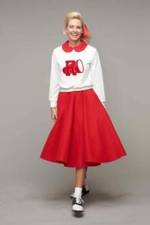 Grease® Cheerleader Costume For Women