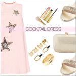 How to wear cocktail dresses