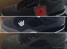 """Fear Pack"" Air Jordan Retros"