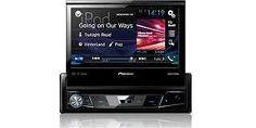 "Pioneer AVH-X7800BT 1-DIN Bluetooth DVD Receiver 7"" Flip-Out Touchscreen Display #Pioneer"