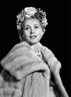 Zsa Zsa Gabor in Budapest, Hungary around 1940.  Often-Married Actress Known for Glamour, Dies - The New York Times