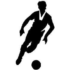 Voetbalspatten Ecole Art, Silhouette, Colouring, Sports, Prints, School, Visual Arts, Hs Sports, Sport