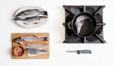 pesce sfilettato