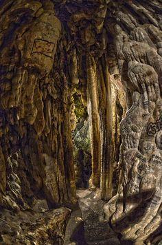 Edessa Waterfalls Caves - Greece