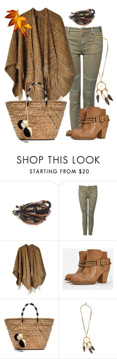 Boho style fall outfit featuring Devoted, JustFab and Kayu | Fashion women's outfits | Trending now | Bohemian outfit for every budget #fall #boho #budget