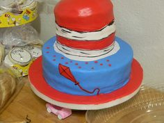 If only I had the skill--smash cake