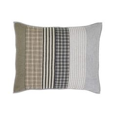 We love the charm in this luxury sized pillow.  The buttons in the back are great for removal to wash! https://www.uptowncasual.com/products/ashmont-quilted-luxury-sham-21x37 #uptownquiltedbedding #bedding