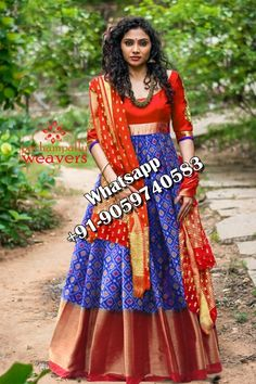 WhatsApp:+91-9059740583 2.9 meters body 90 meters blouse piece height 46 inches #Pochampally #pureSilk #lkatSarees, #Pochampally #pochampallyweavers #Ikkatlehengas,#pochampally #ikkatDuppatas. #pochampally #ikat #ikatpattuSarees,#pochampally #ikkatpattulehengas, #pochampally #ikkat #pattu #duppatas for best and  reasonable Prices  http://www.facebook.com/pochampallyweavers  Pochampally ikat kids lehengas, pochampally ikkat kids lehengas, pochampally ikat pattu  kids Lehengas , Pochampally…