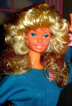 1978 Pretty Changes Barbie by Barbie Creations, via Flickr