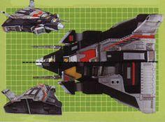 Delta Megazord - Power Rangers in Space | Power Rangers Central