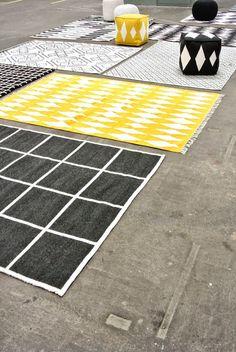 New Anno carpets