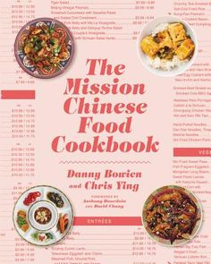 The Mission Chinese Food Cookbook | IndieBound