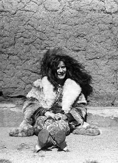 janis...no raving beauty thought by some...but she was beautiful inside and full of so much soul...never will there be another Janis Joplin♥