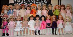 Раз, два, три, четыре, пять... я иду вас всех фотографировать... или итоги моей ГОТЦемании / Куклы Gotz - коллекционные и игровые Готц / Бэйбики. Куклы фото. Одежда для кукол