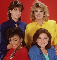 "Facts of Life. A show I relied on only to find it was more accurately titled ""the myths of life."""