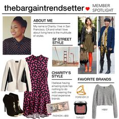 """""""Polyvore has made it possible for me to share my creativity and inspire people from all over the world, something that I am eternally grateful for!"""" - thebargaintrendsetter http://polyv.re/ZP1nFR"""