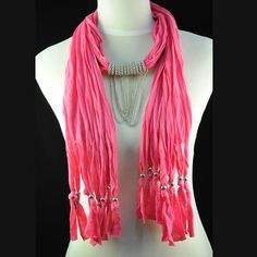 14 best scarf accessory ideas images on pinterest scarf necklace 14 best scarf accessory ideas images on pinterest scarf necklace scarf jewelry and jewelry mozeypictures Choice Image