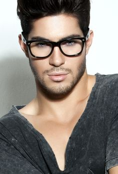 Sexy guys in glasses