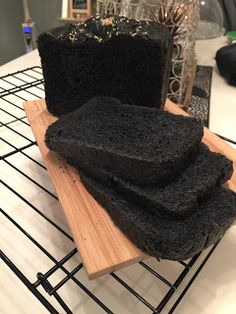 Baking Mom: Charcoal Bread Loaf