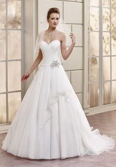 Eddy K AK144 Ball Gown Wedding Dress