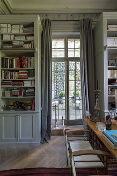 An Idyllic Country House in the Middle of Paris Photos | Architectural Digest