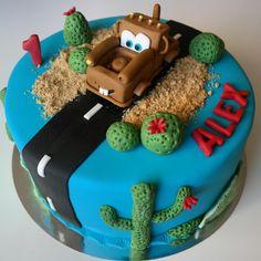 Homemade by MI: Martti-kakku Alexille